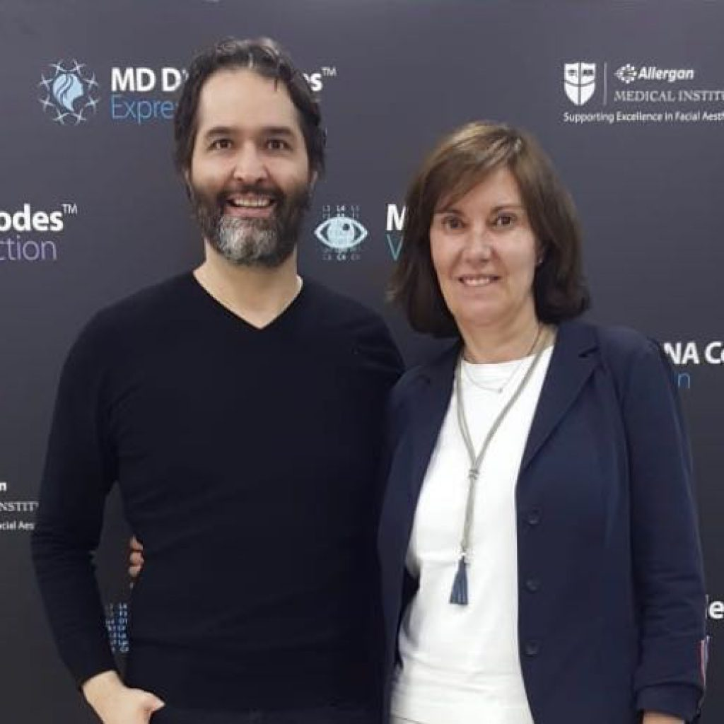 Con Mauricio de Maio MDCodes 2018