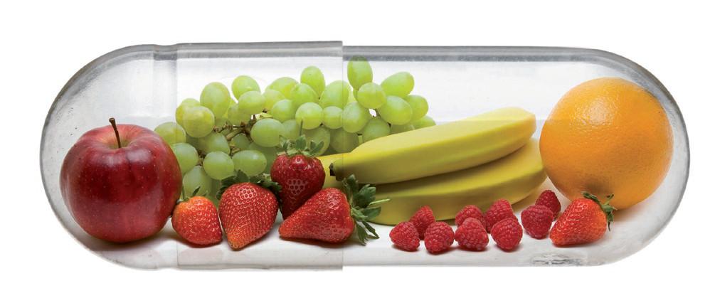 Vitaminas y minerales para la piel