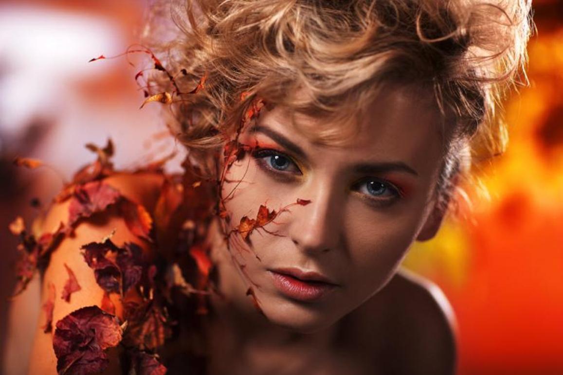 belleza en otoño
