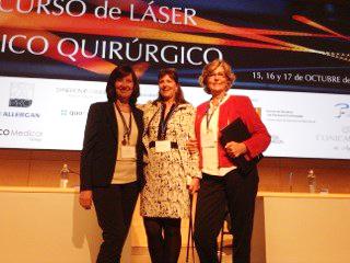 curso de laser medico quirurgico en la clinica planas